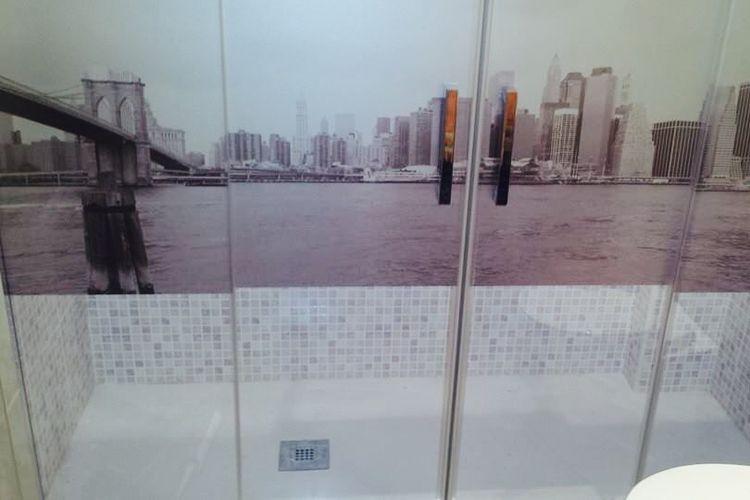 Instalación de mampara de baño en Zaragoza