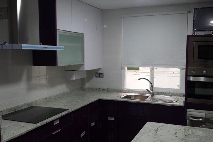 Instalación de muebles de cocinas en Zaragoza