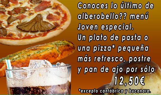 Foto 2 de Pizzerías en Gijón/Xixón | Alberobello