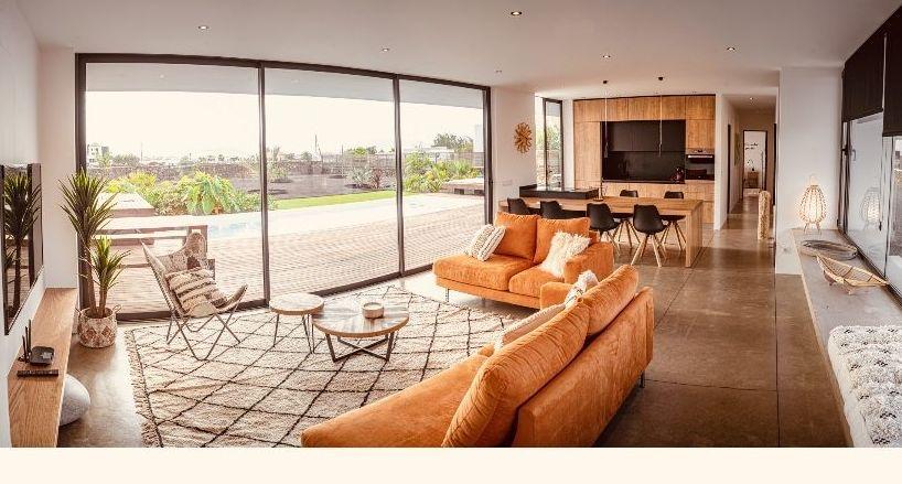 Diseño de interiores Fuerteventura