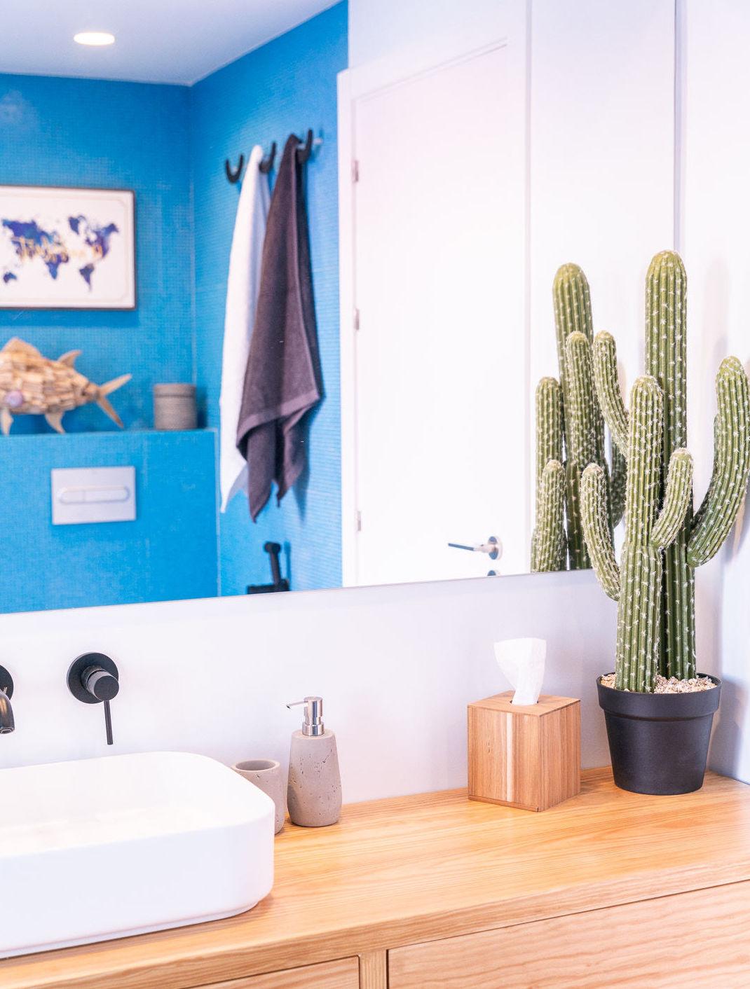 Artículos de decoración para baños
