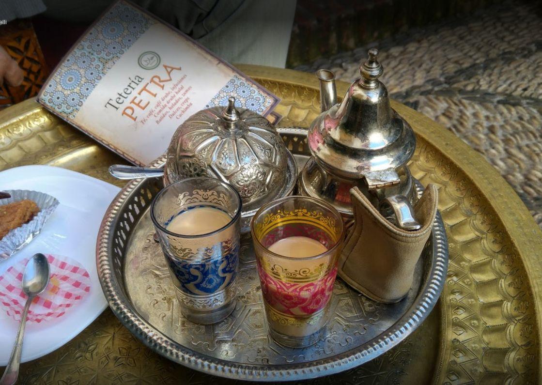 Tea shop in Córdoba