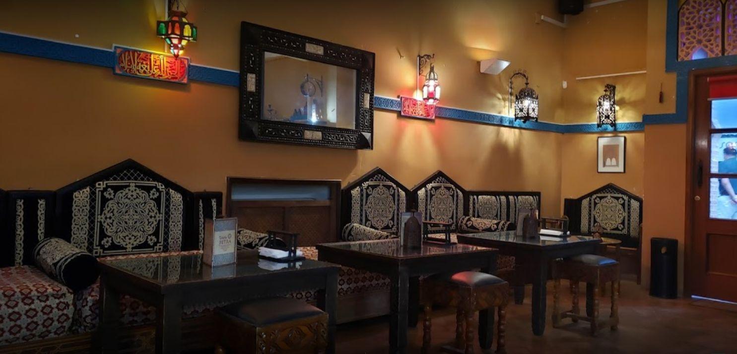 Cordoba Arabic restaurant