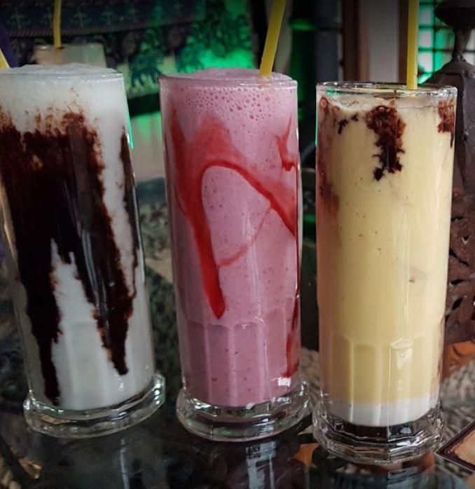Drinks and milkshakes Córdoba