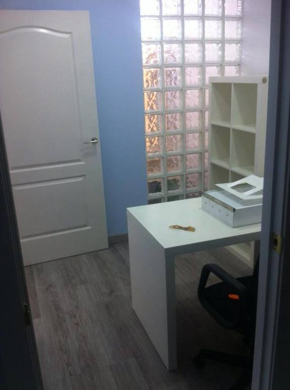 Oficina de nuestro centro