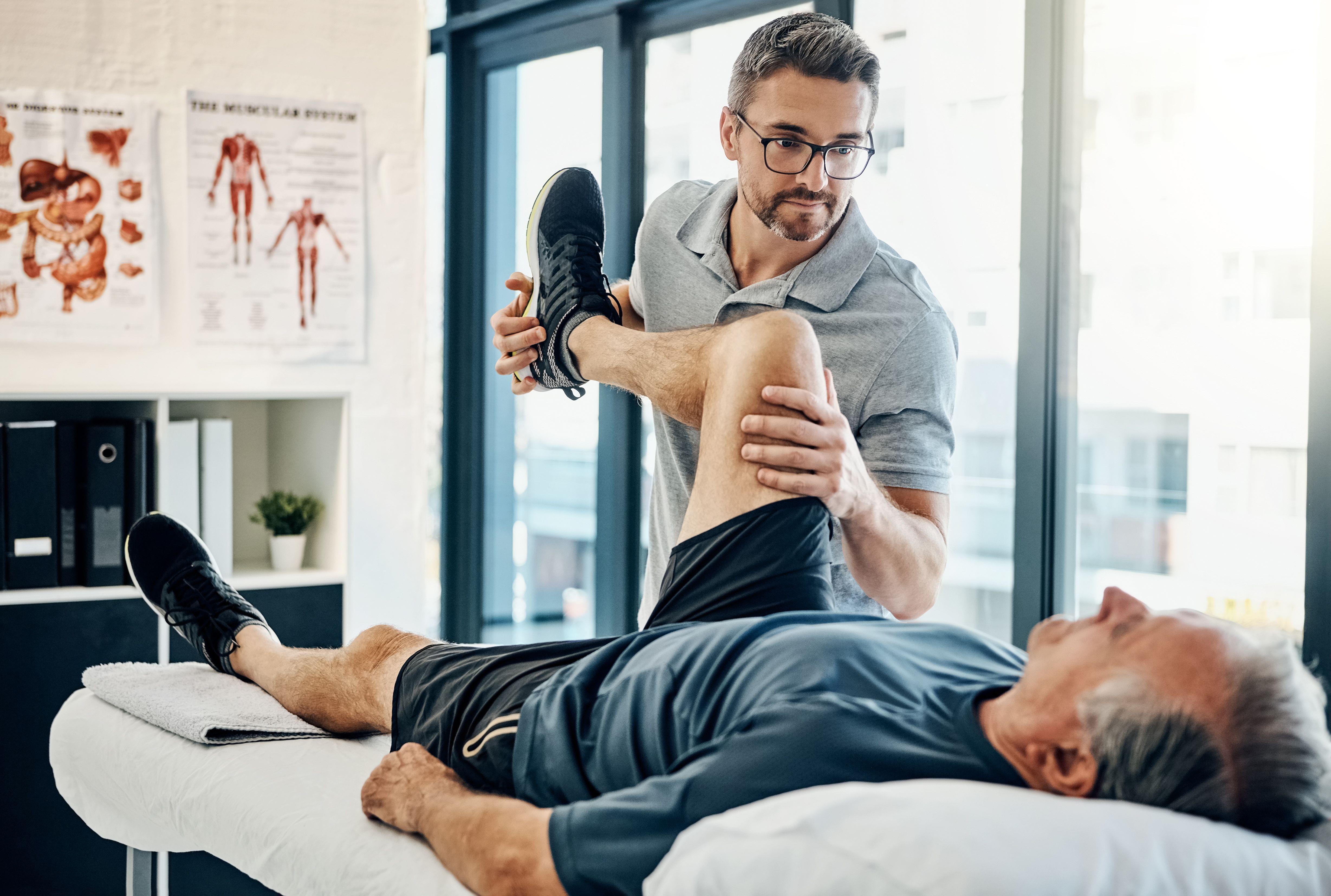 Masaje deportivo: Centro de fisioterapia  de Corefisio