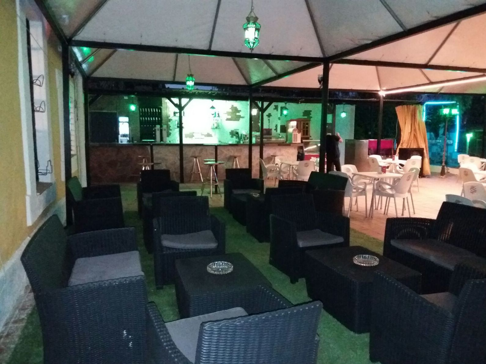 Foto 3 de Restaurante en Vila-sana   Restaurant Masía Villa Orce
