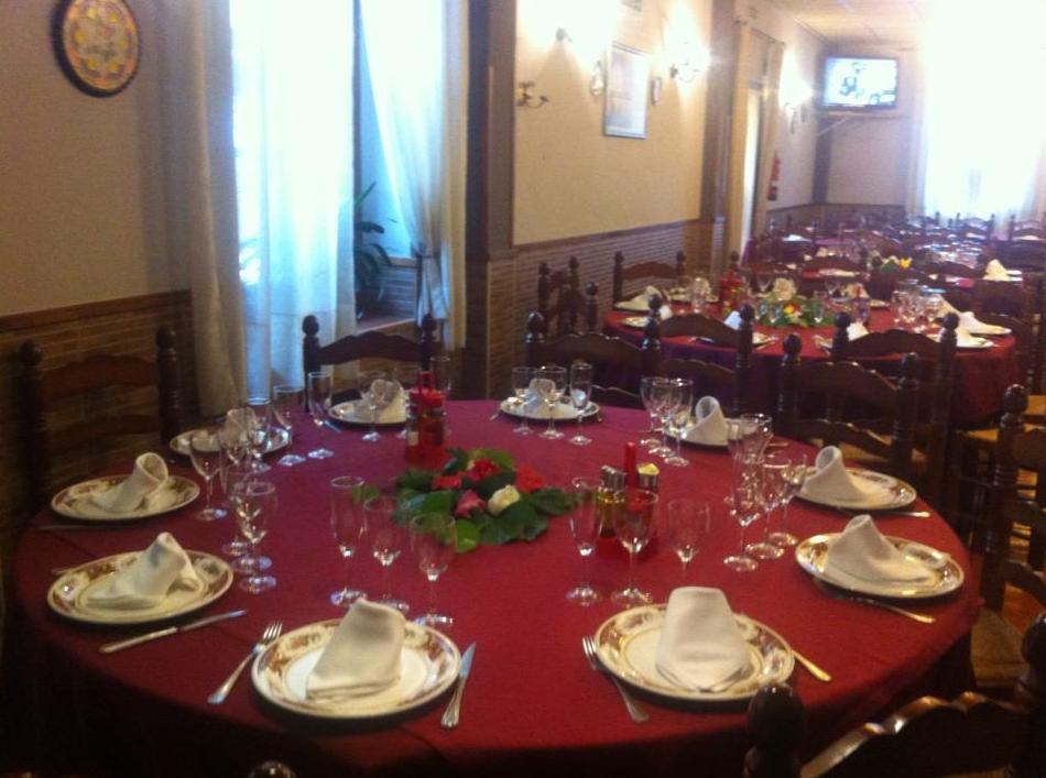 Restaurante para distintos eventos
