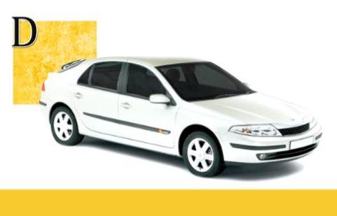 Renault Laguna: Servicios de Elite Van