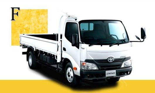 Toyota Dyna: Servicios de Elite Van