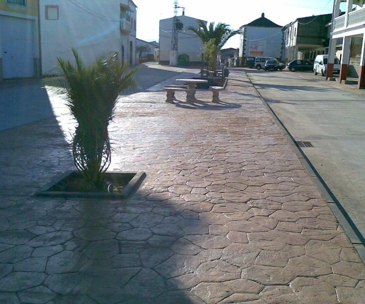 Venta de áridos para hormigón en Cáceres