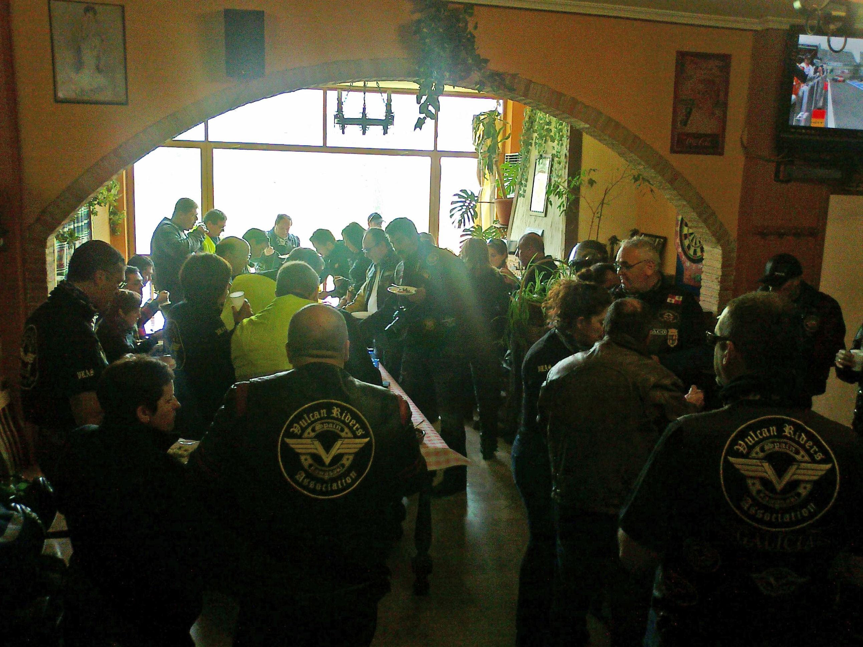 Interior de restaurante