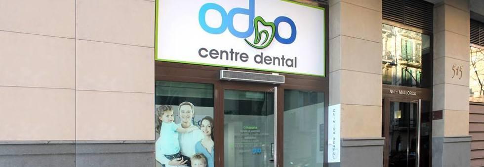 Clínicas dentales Sant Martí Barcelona|Centre dental Oddo