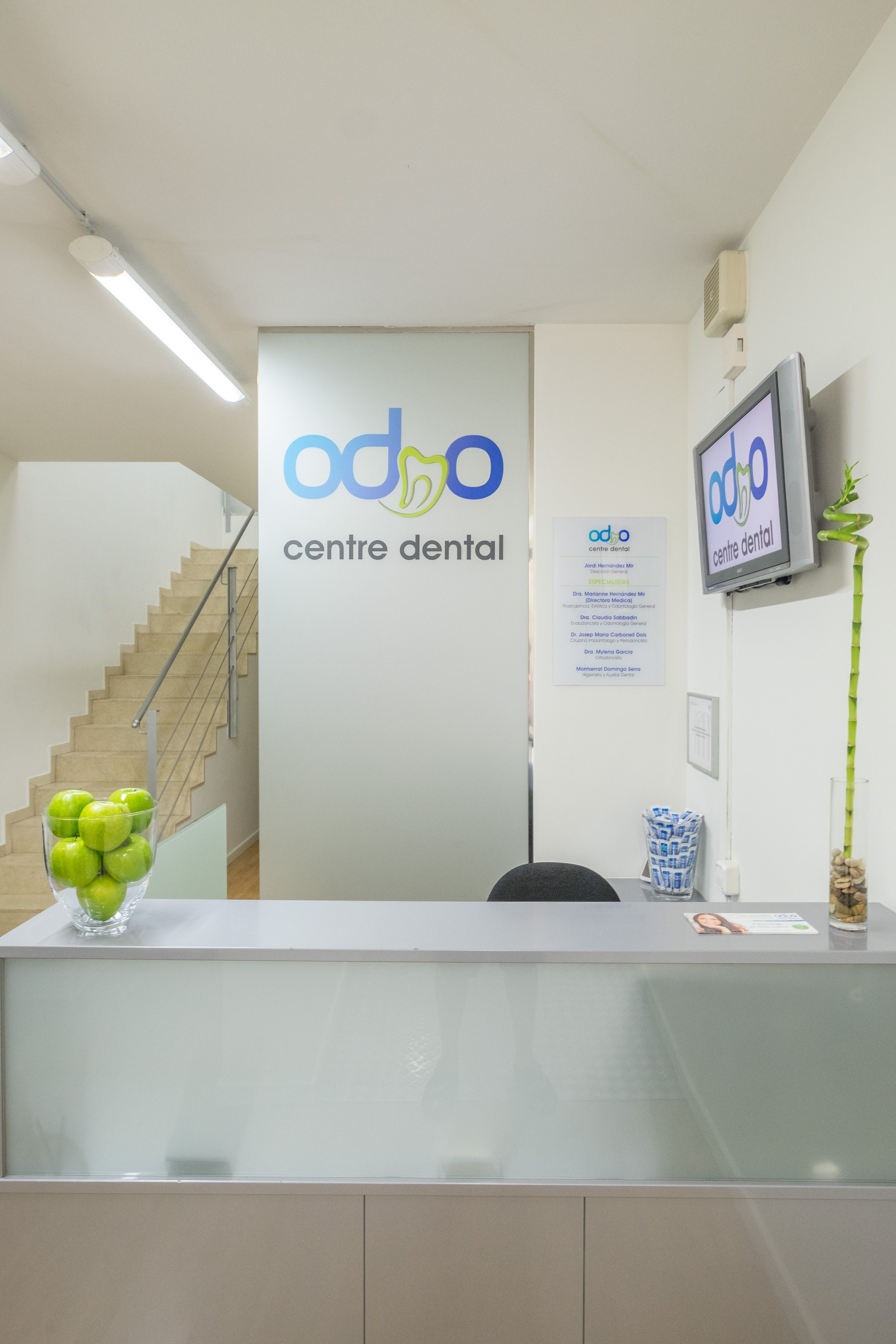 Foto 1 de Clínica dental en Barcelona | Centre Dental Oddo