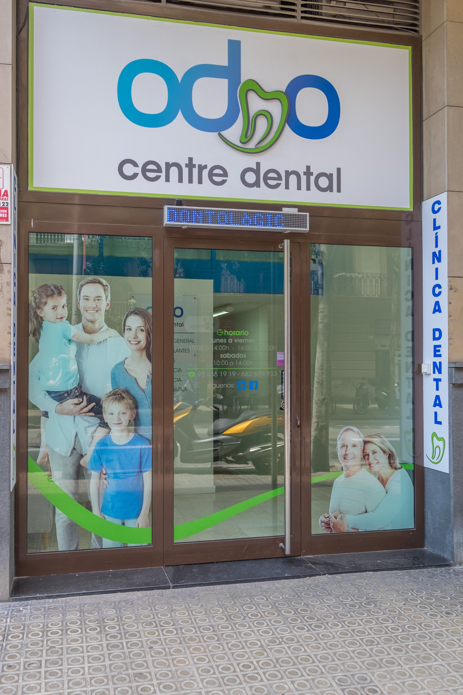 Foto 2 de Clínica dental en Barcelona | Centre Dental Oddo