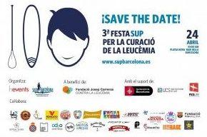3ra Fiesta SUP para la curación de la Leucemia (Funcación Josep Carreras)