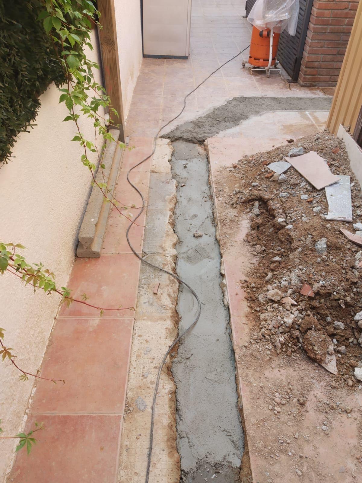 Foto 2 de Albañilería y reformas en  | Reformas Riedu