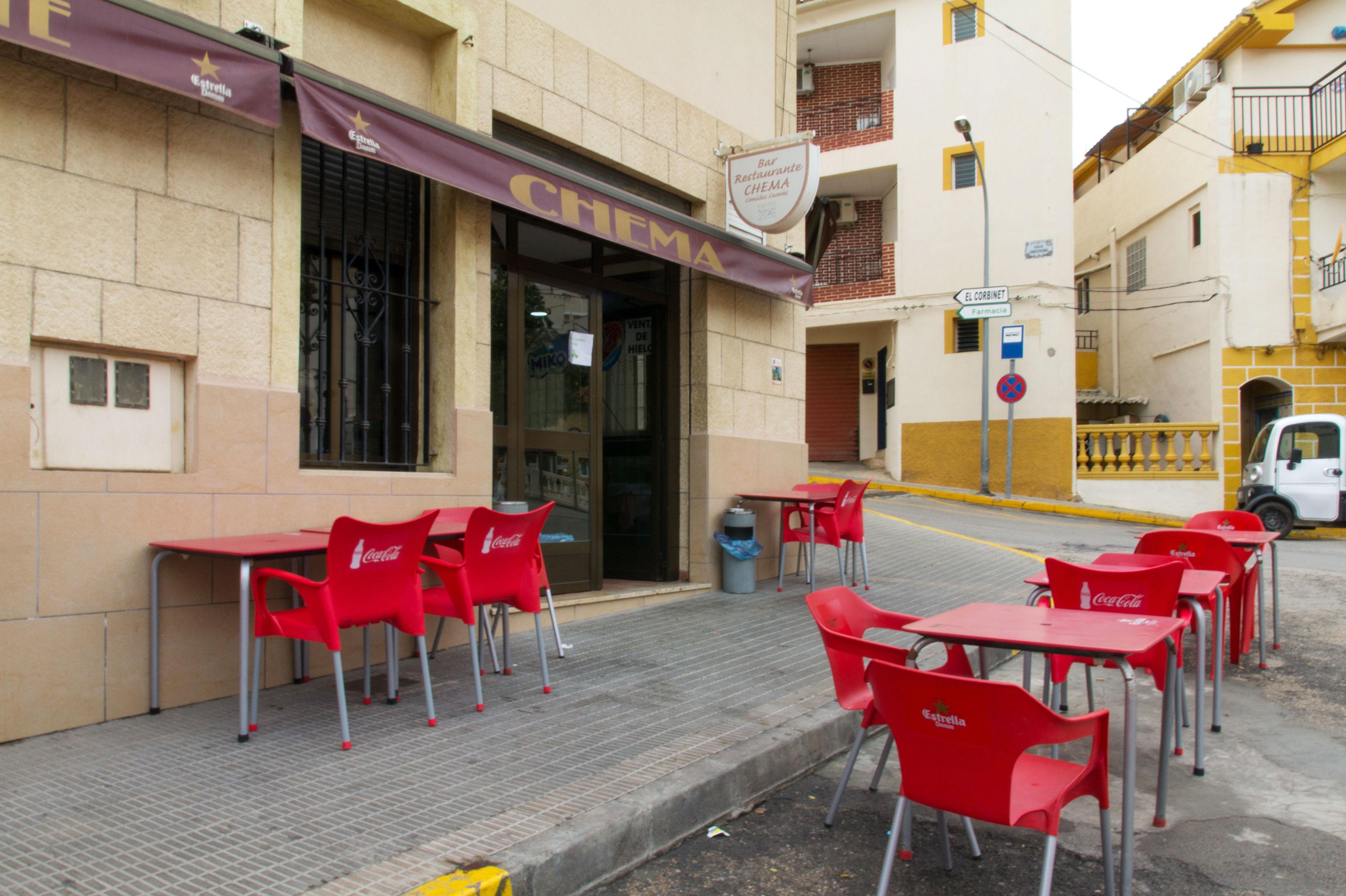 Hostal Restaurante Chema en Cortes de Pallás