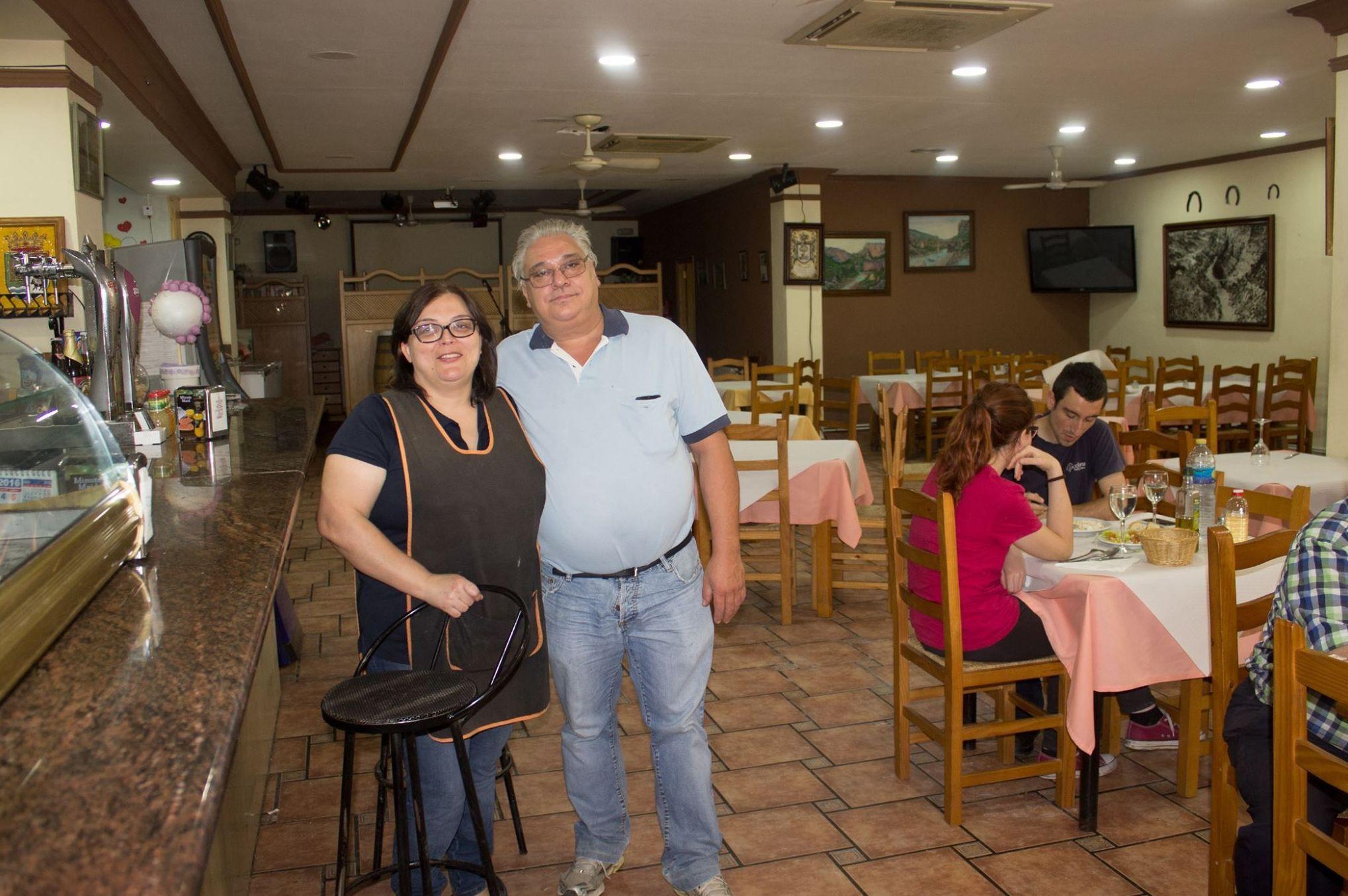 Restaurante con alojamiento en Cortes de Pallás
