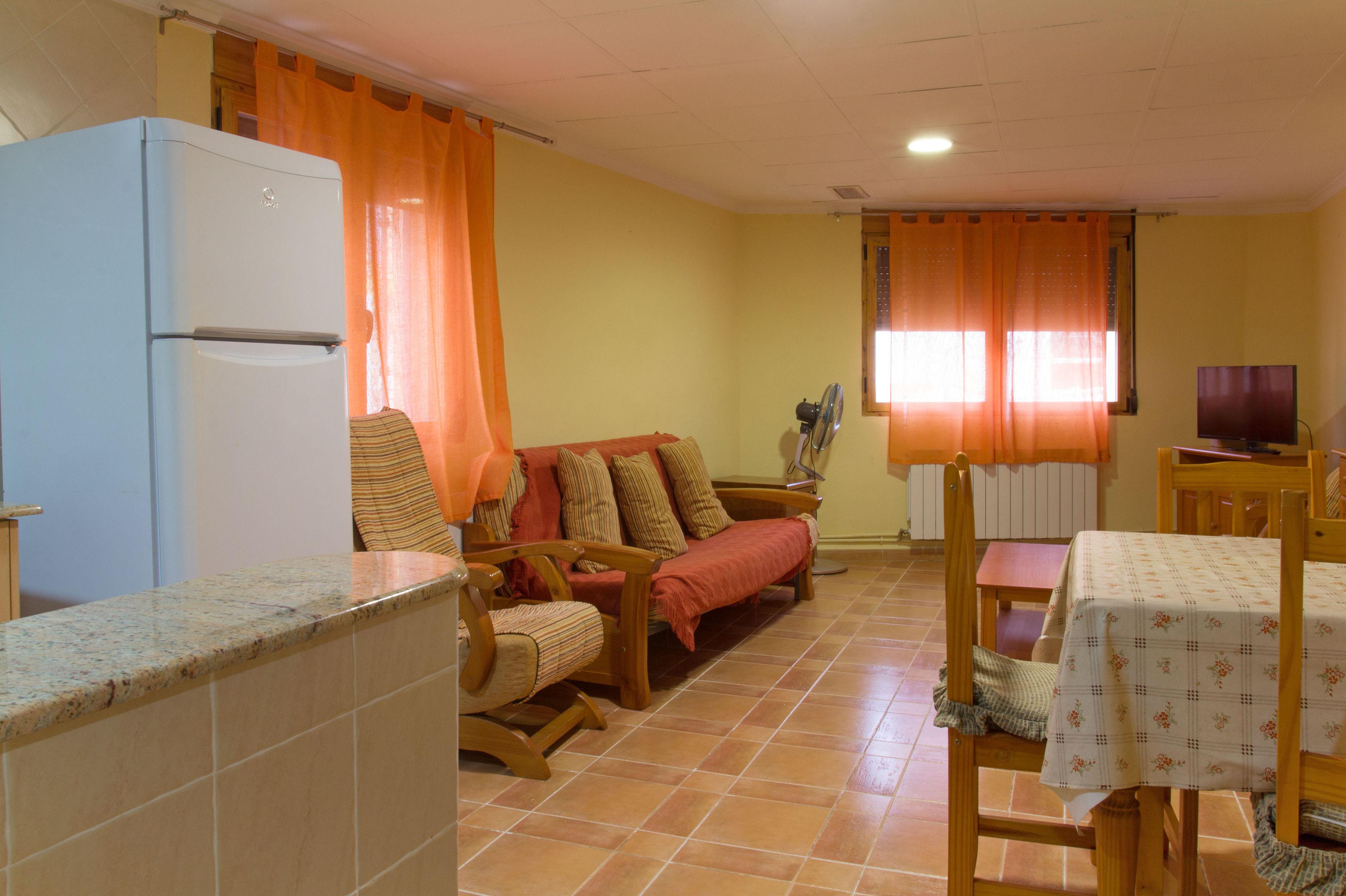 Apartamento adaptado en Cortes de Pallás