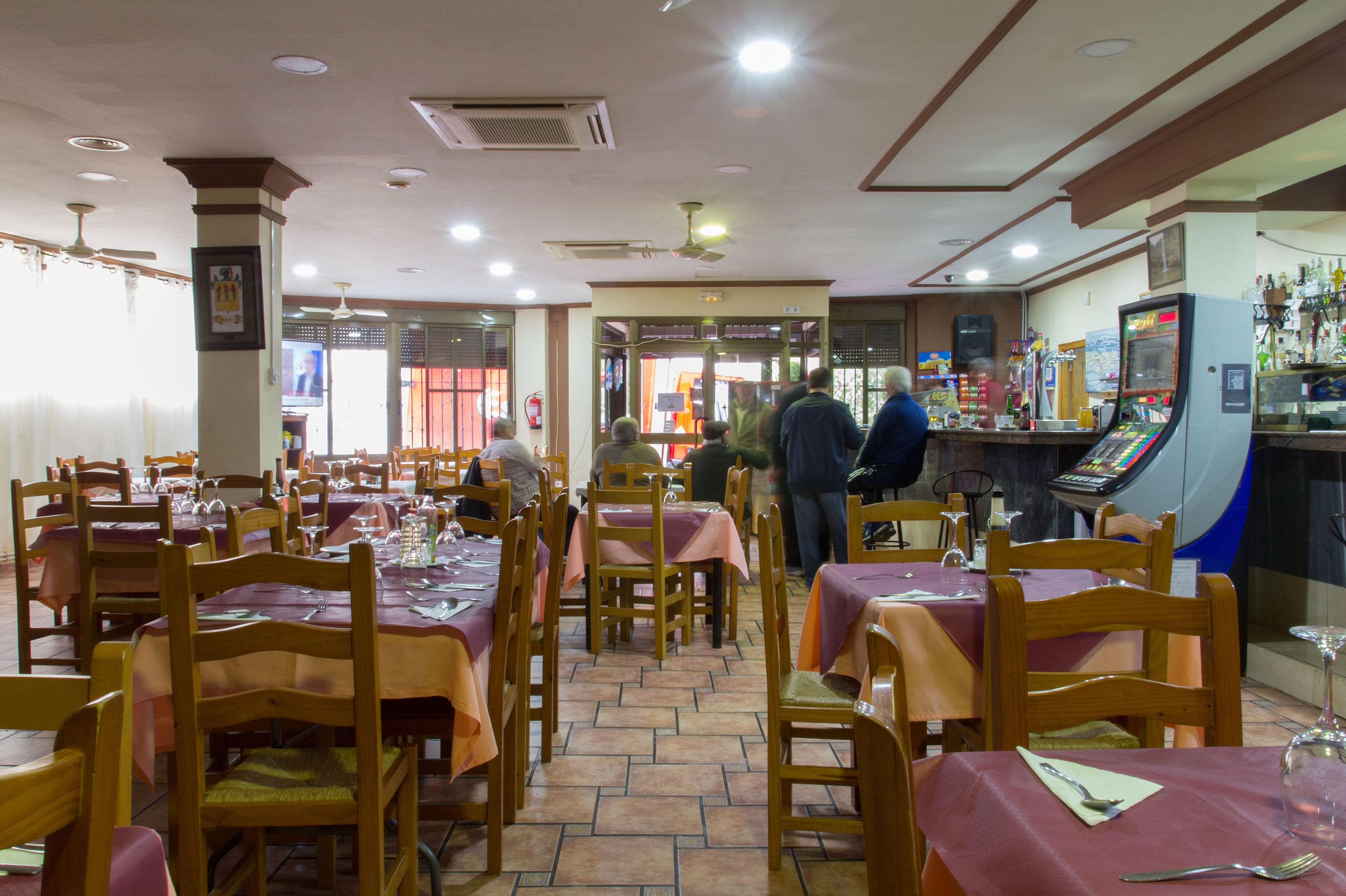 Restaurante para eventos en Cortes de Pallás