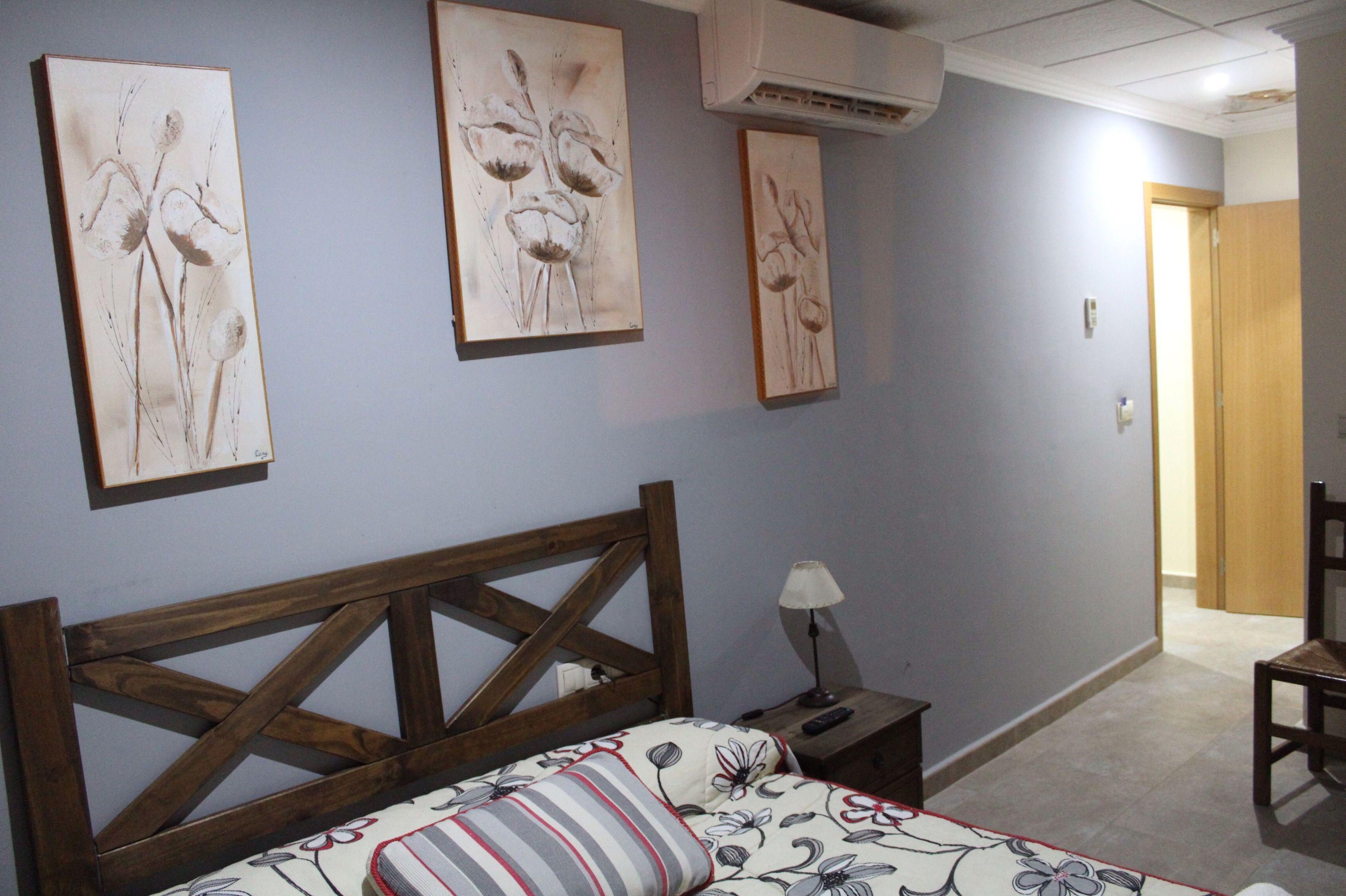 Habitaciones con aire acondicionado