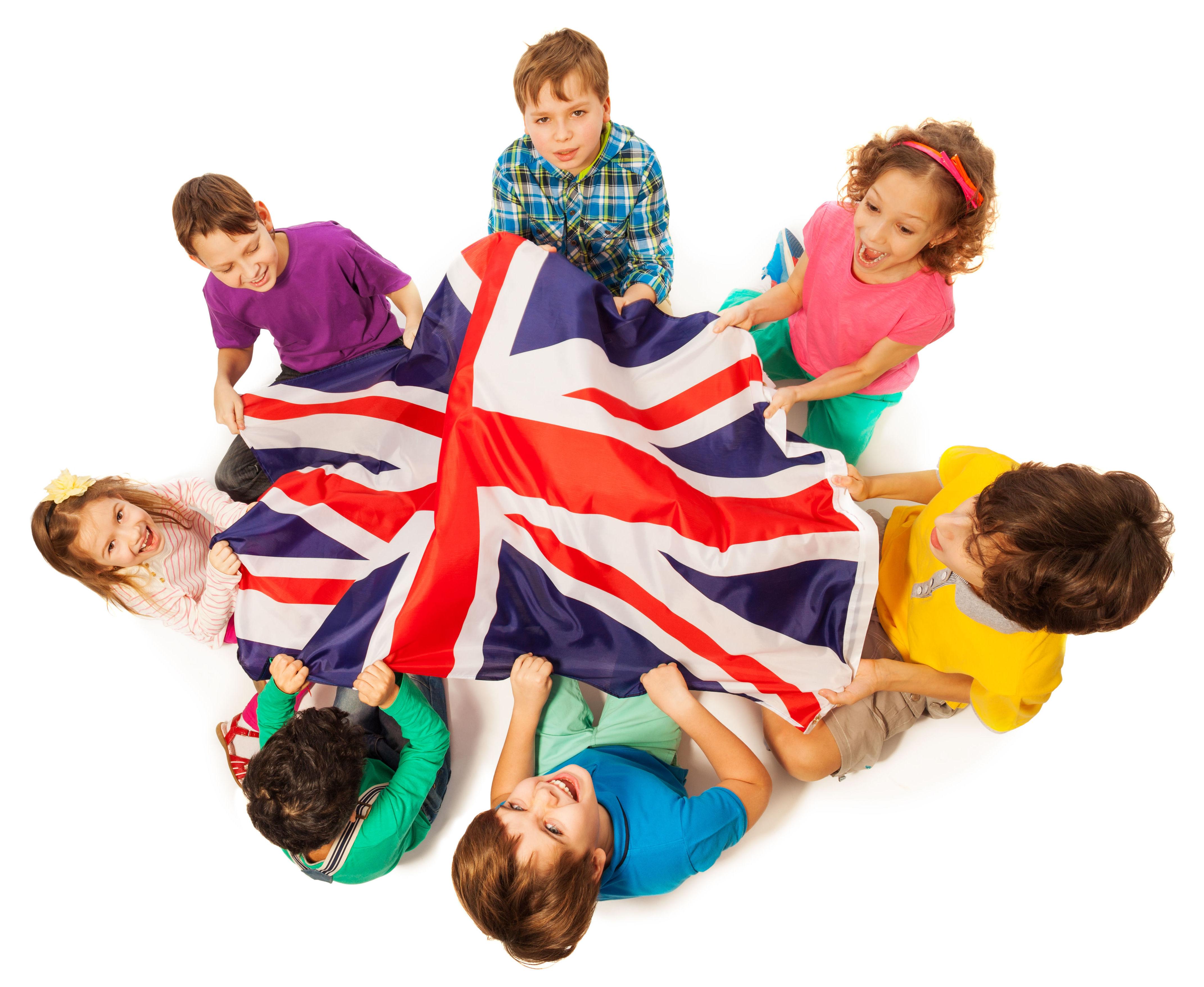 Hablar Inglés desde pequeño