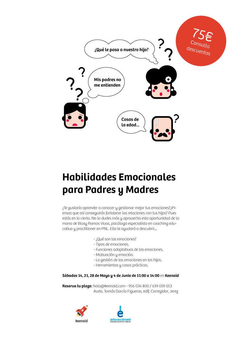 Habilidades emocionales para padres