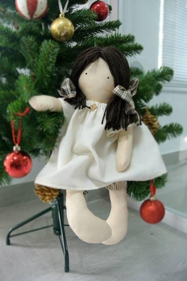 Curso de confección de una muñeca de trapo