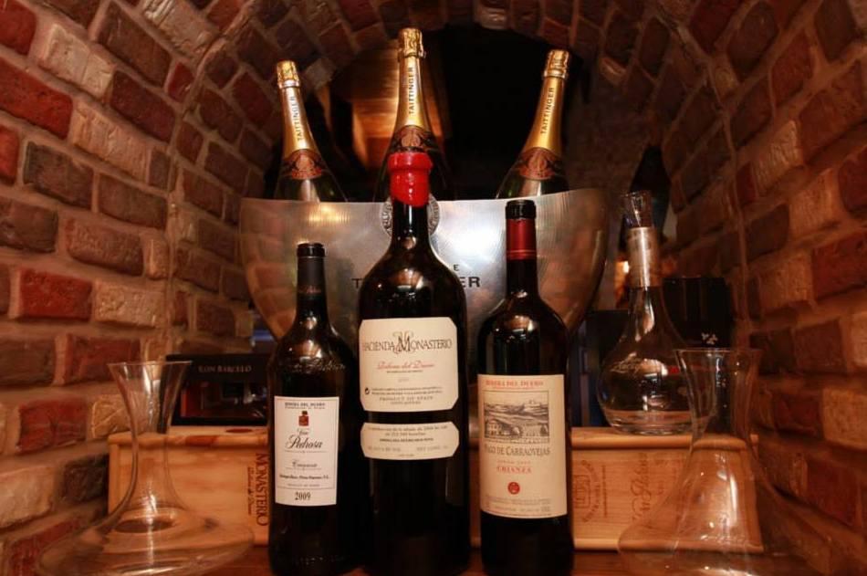 Venta de vinos con alma