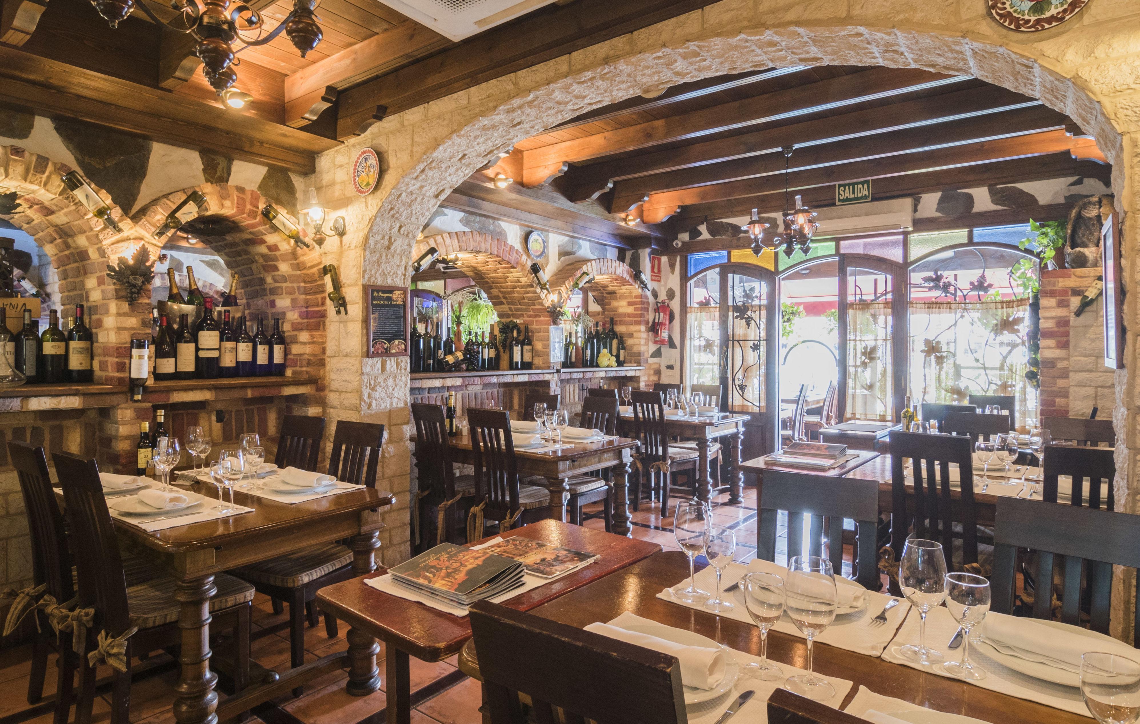 Buenos restaurantes en Playa de las Américas, Arona