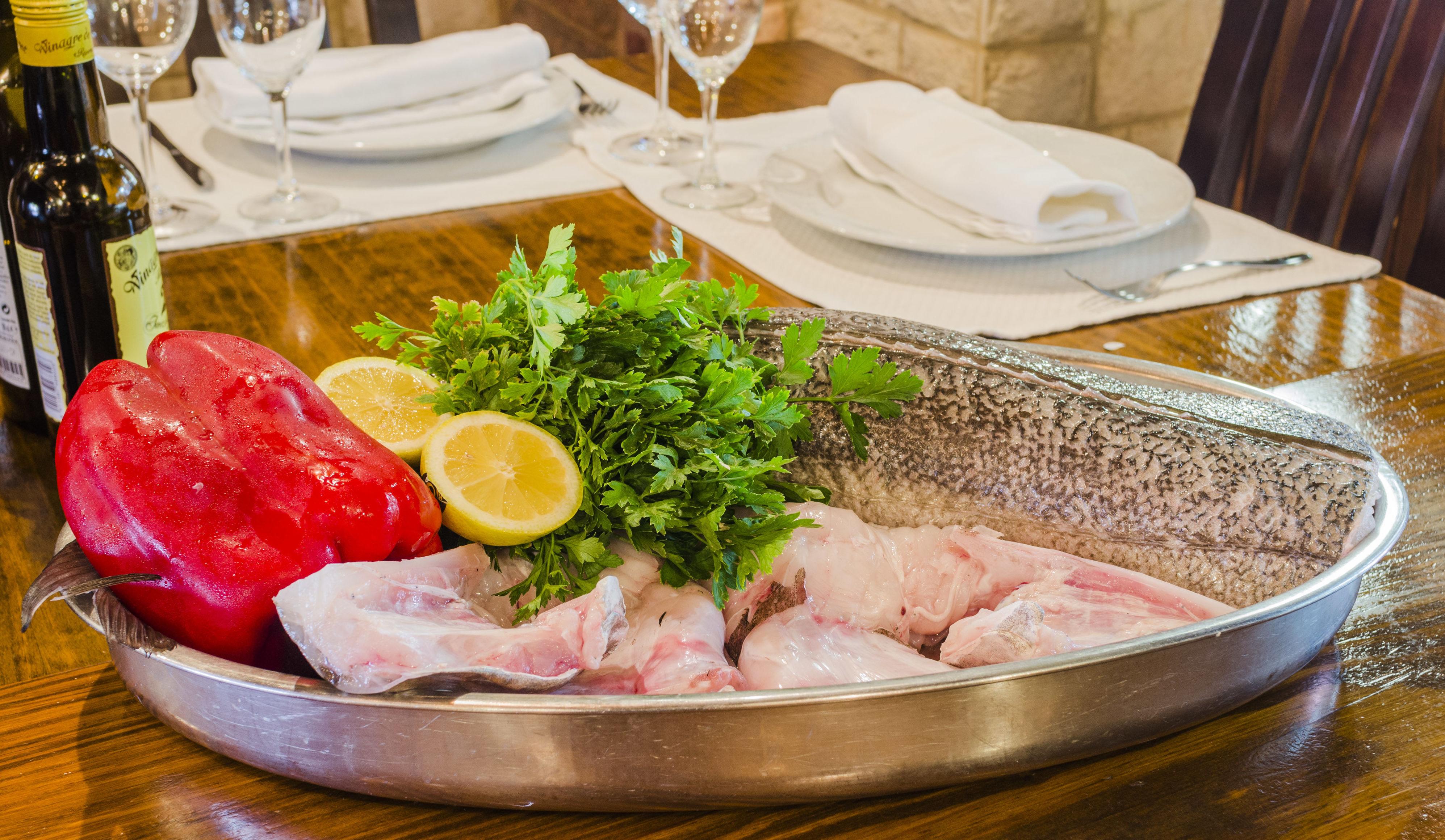 Las mejores carnes y pescados en el Mesón La Fresquera, Playa de las Américas, Tenerife