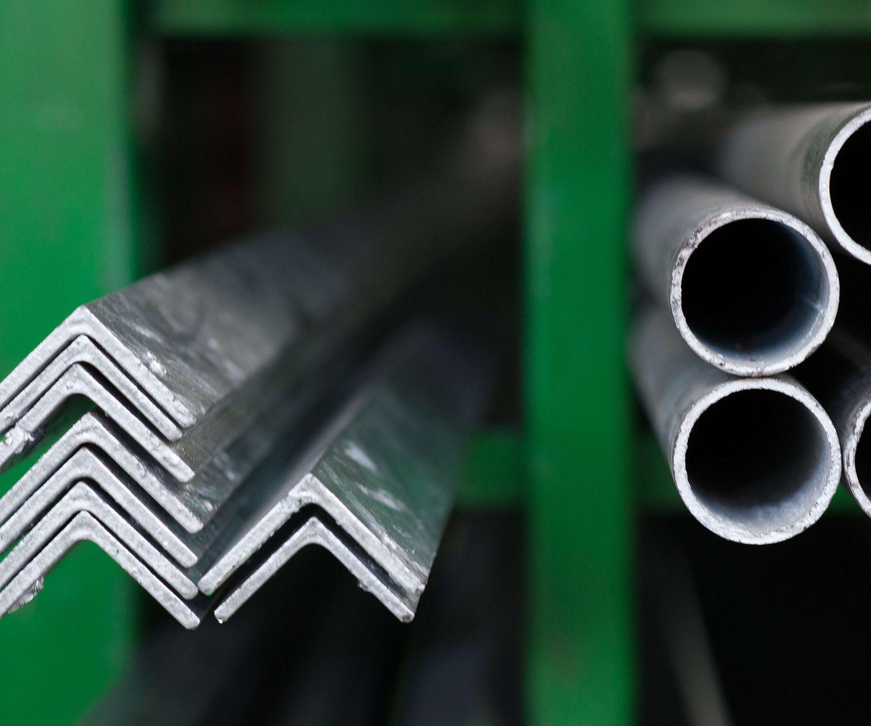 Venta de productos de hierro, almacén de hierros