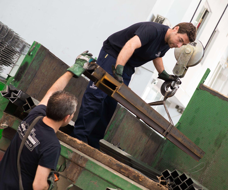 Foto 31 de Almacén de hierros en Baeza | Hierros Garrido
