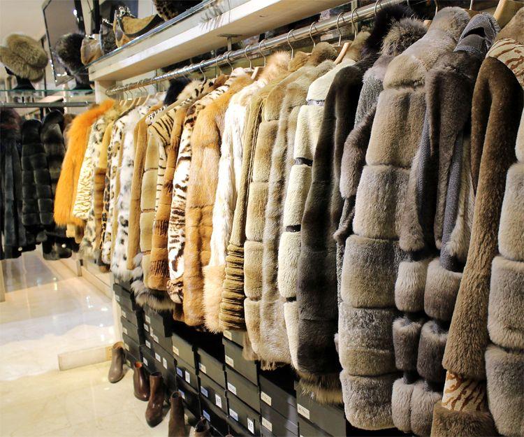 Diseño de abrigos de cuero y piel en Chamberí