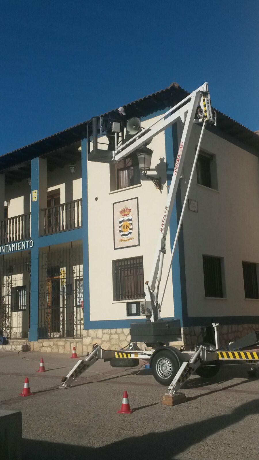 Instalaciones eléctricas y climatización industrial