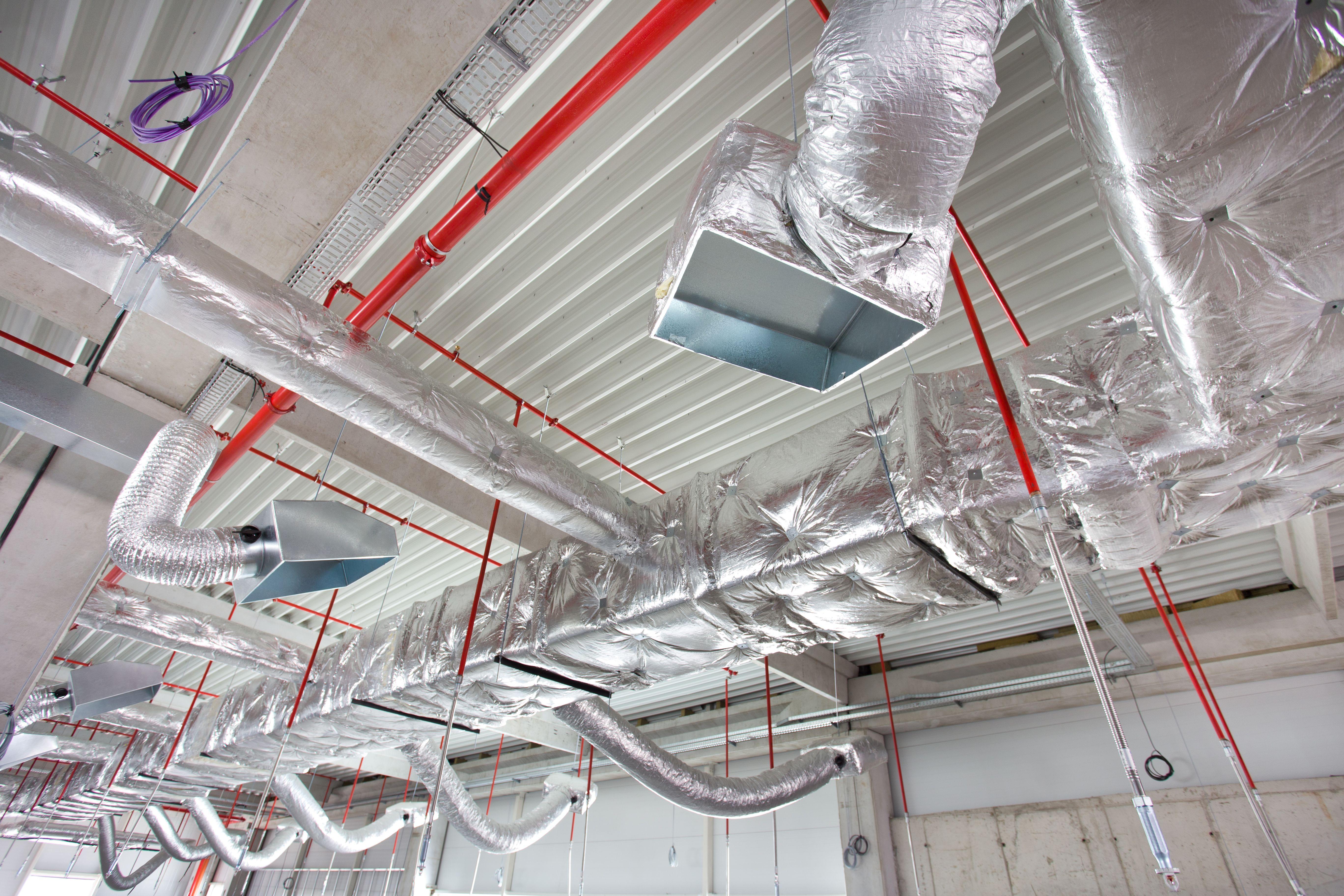 Climatización industrial: Catálogo de DaviSer