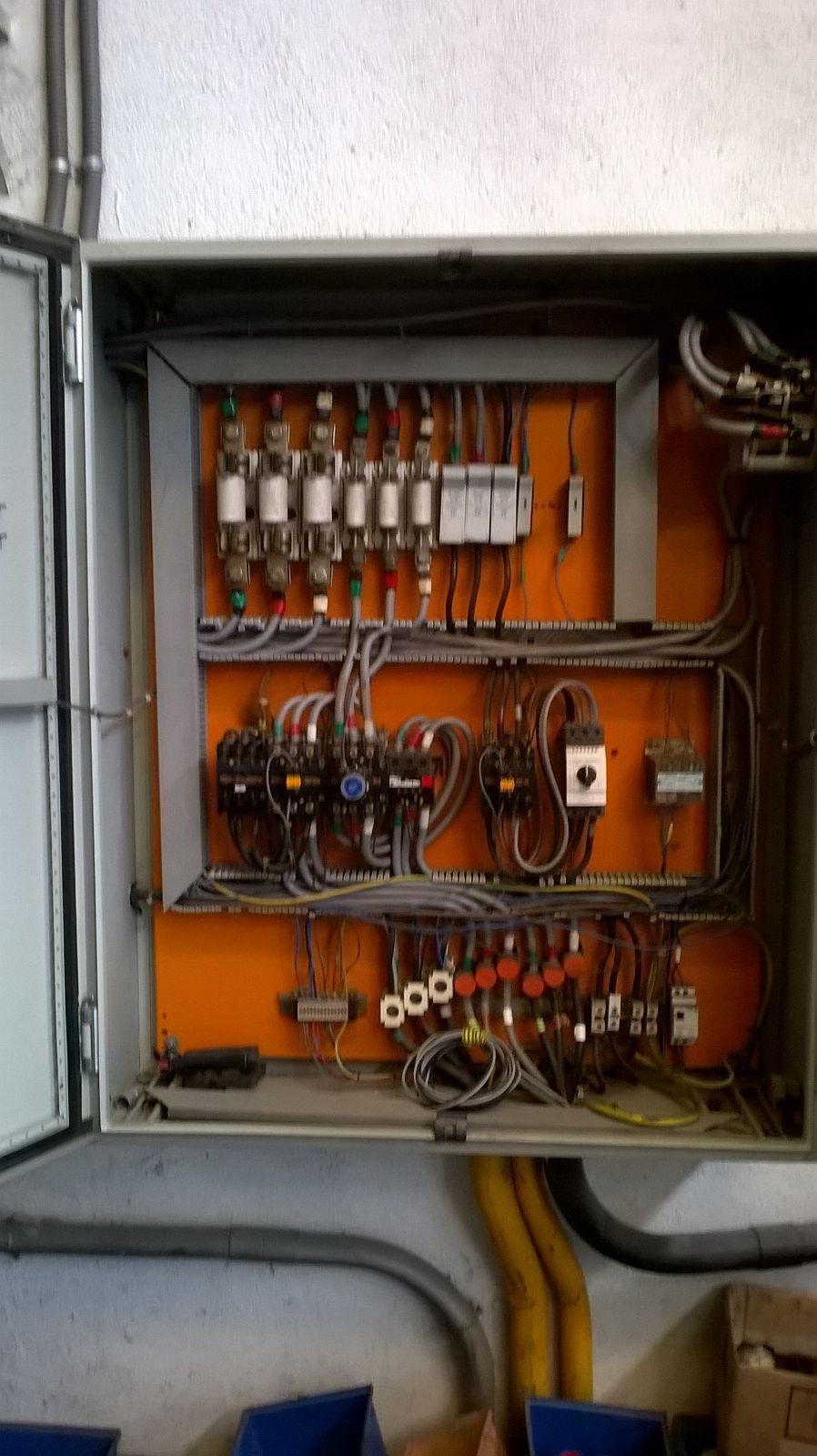 Instalaciones eléctricas industriales Alcalá de Henares