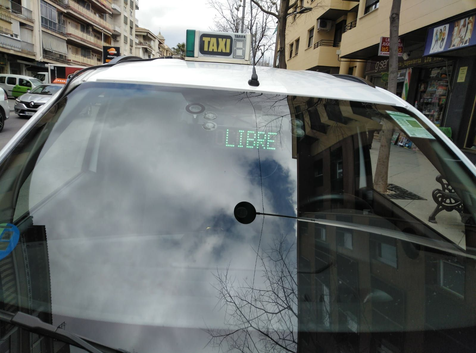 Servicio de taxi en Alcalá la Real