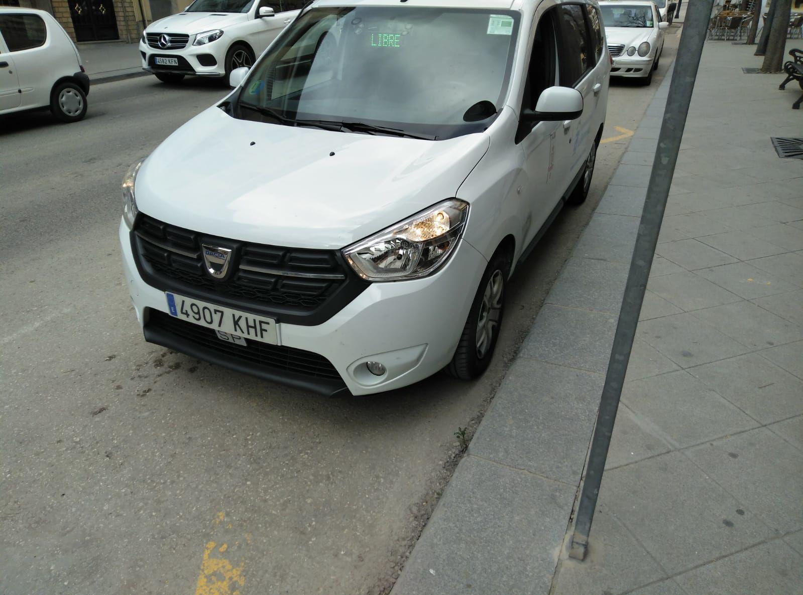 Taxi 24h Alcalá la Real