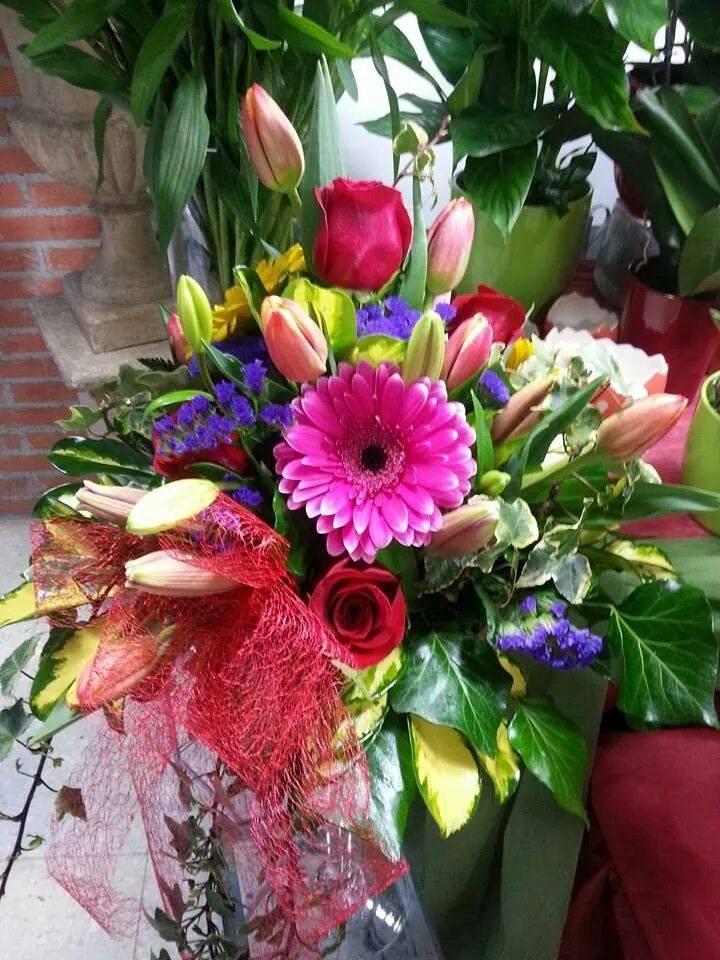 Ramo variado: Servicios de Arte Flor