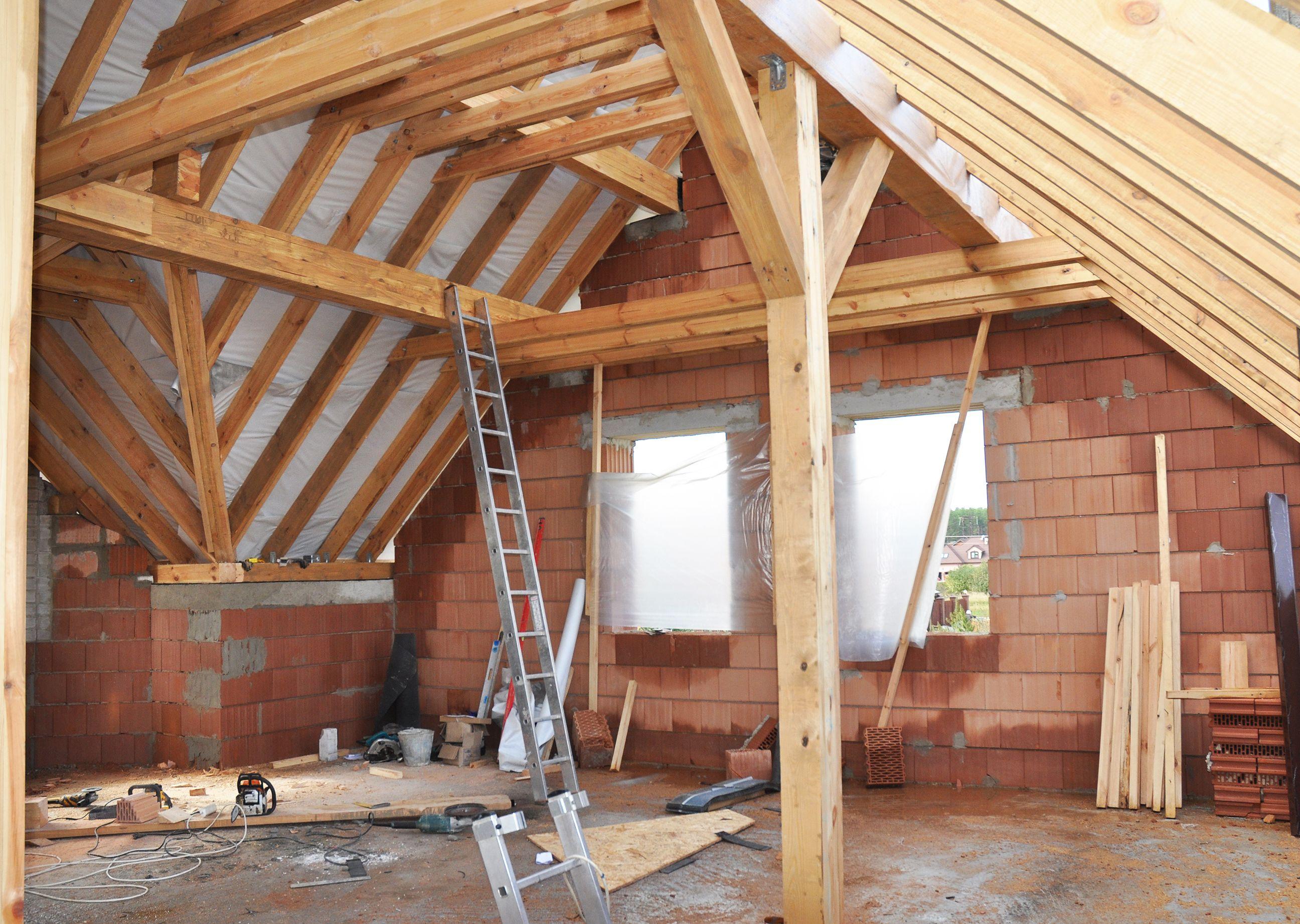 Cubiertas de madera: Servicios de Construdual