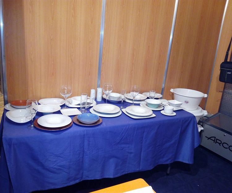 Menaje para hostelería en Cádiz