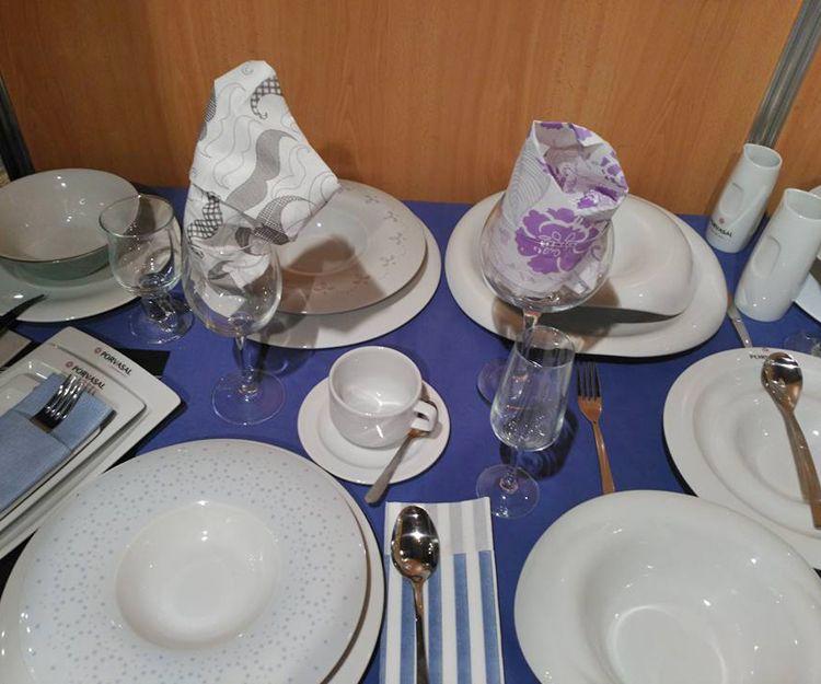 Proveedor de menaje para hostelería en Cádiz