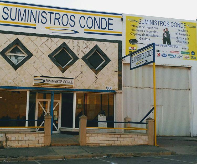 Almacén de suministros para hostelería en Cádiz