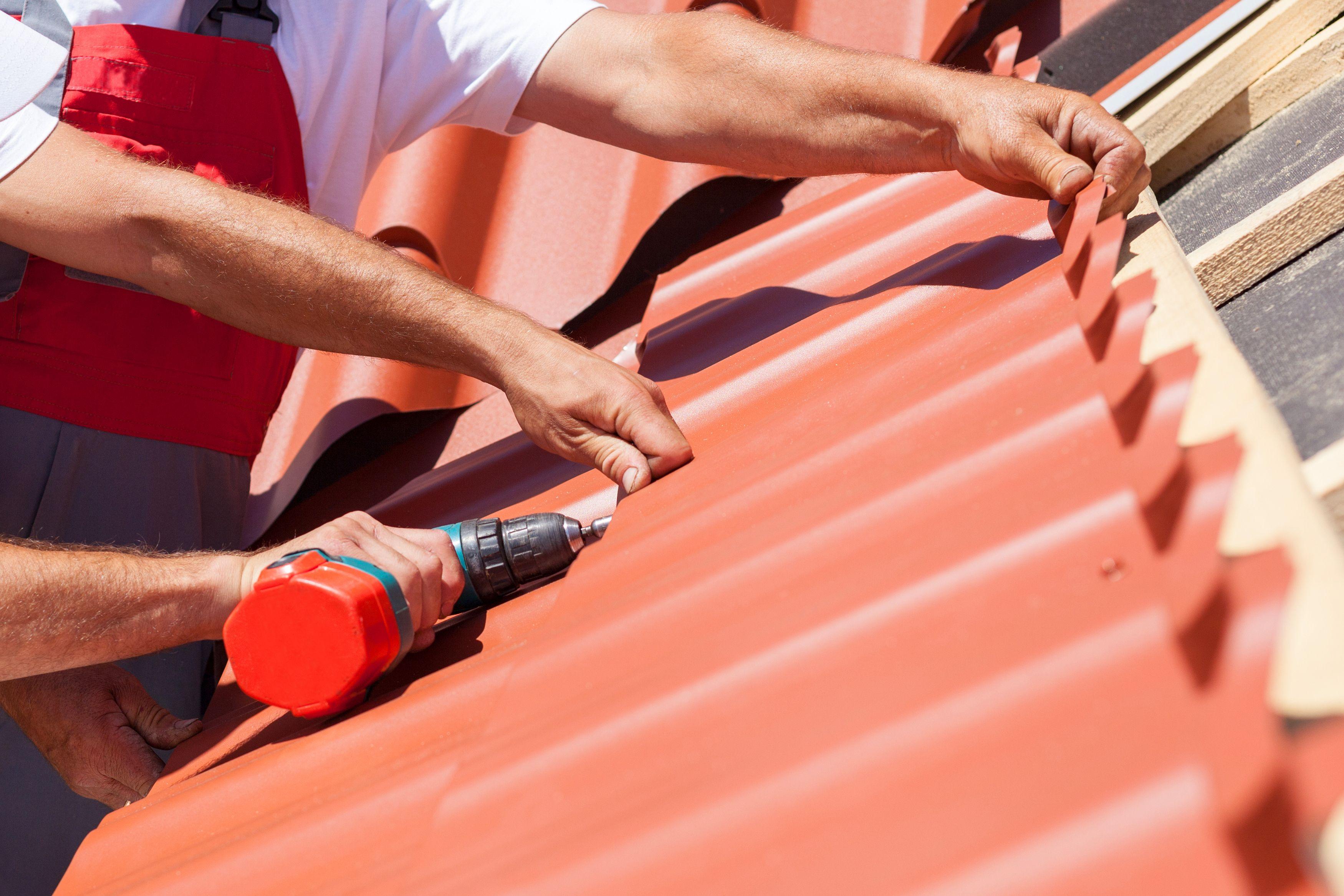 Tejados y fachadas: Servicios y trabajos de Obras y Reformas Bernardo