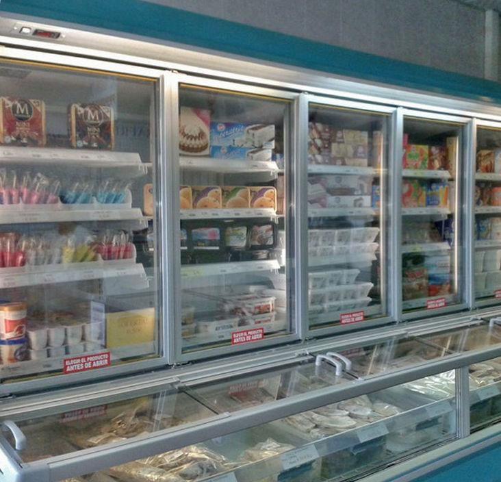 Frío industrial y comercial: Productos y servicios  de E. M. J. Refrigeración
