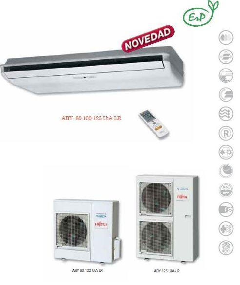 Aire acondicionado suelo - techo Fujitsu Inverter