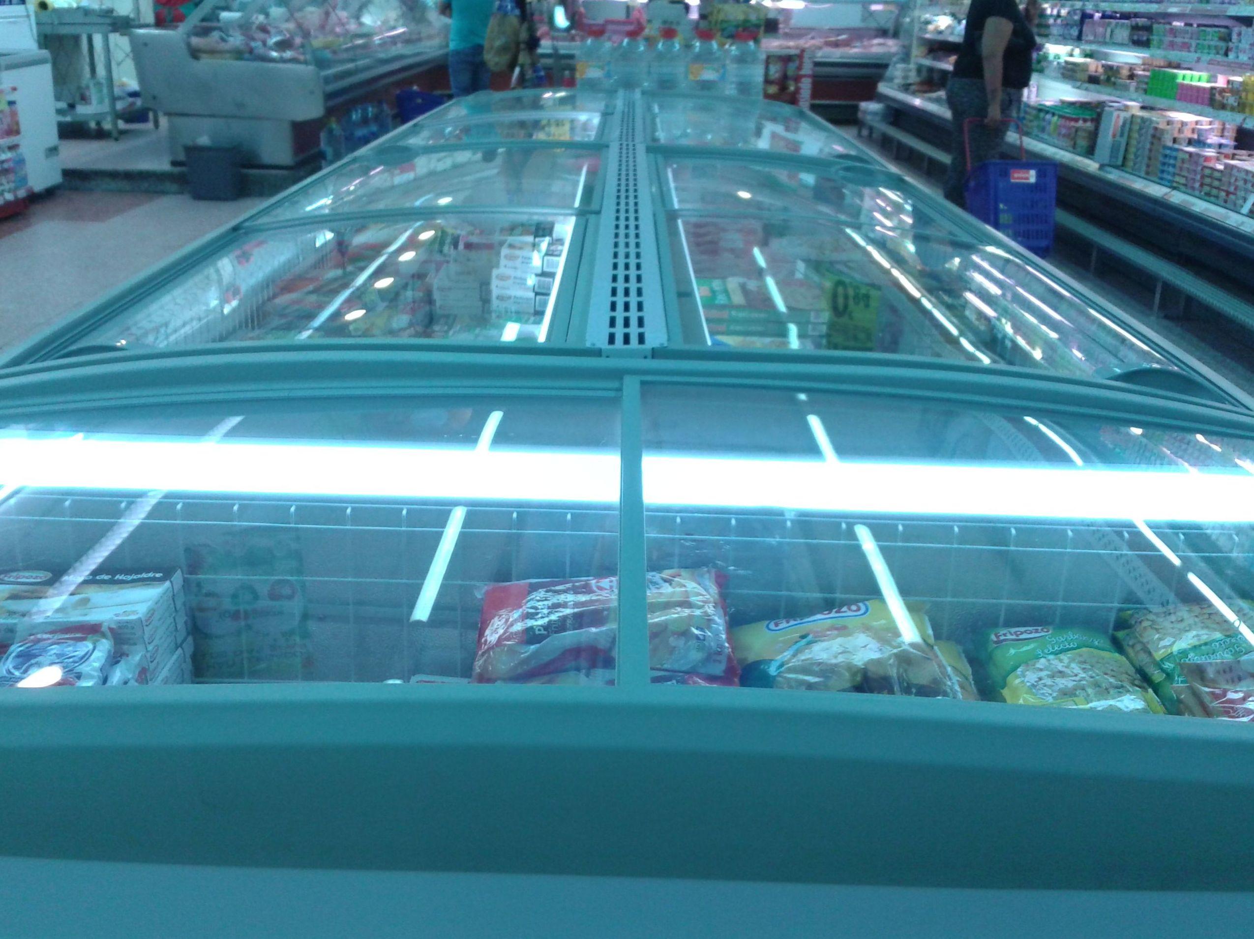 Arcones de congelados modulares