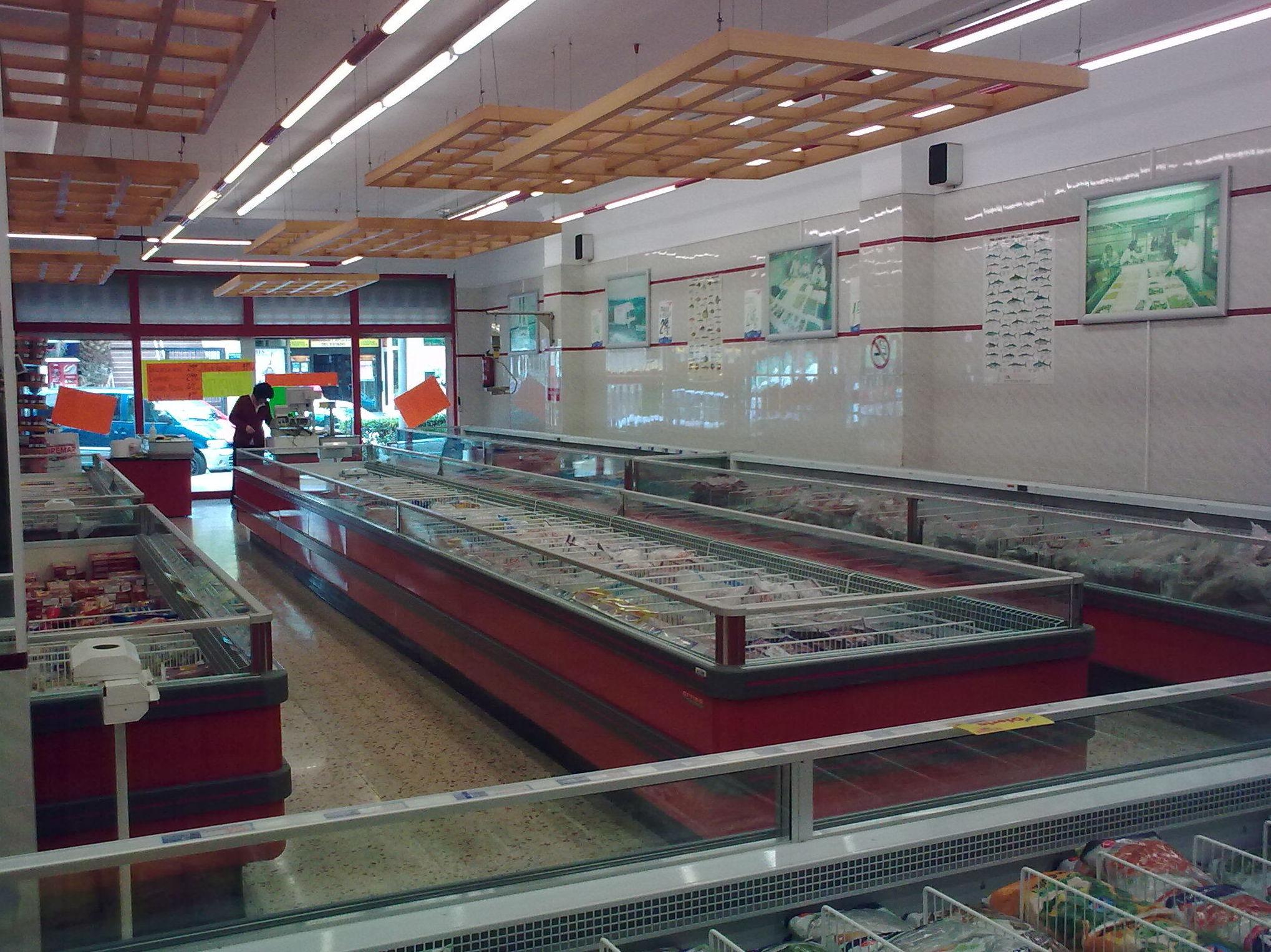 Refrigeradores para comercios